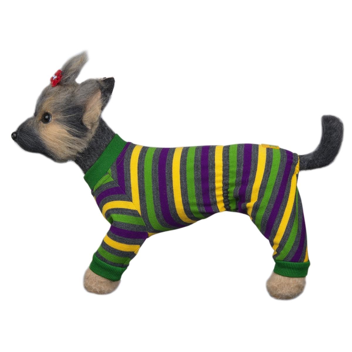Dogmoda Свитер для собак Досуг -3DM-160105-3Яркий, мягкий, очень удобрый трикотажный комбинезон для собак для собак.