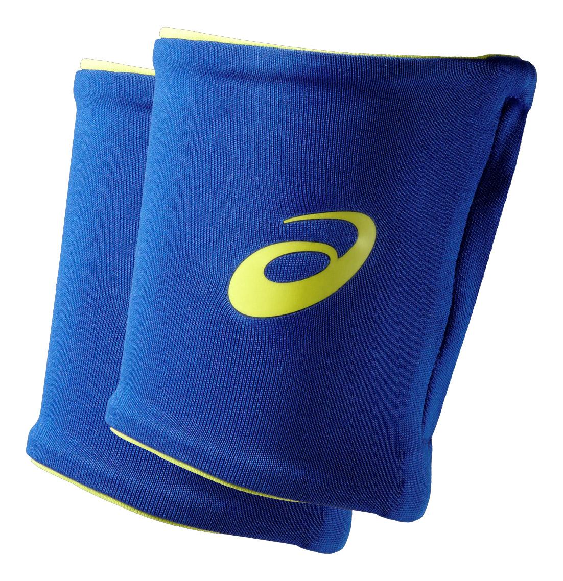 Напульсник Asics, цвет: синий, 2 шт. 132085-8107. Размер универсальный ( 132085-8107 )