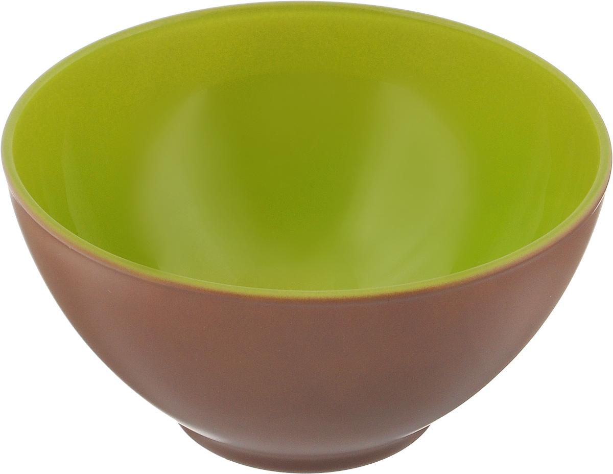 Салатник Luminarc Daily Mat, диаметр 13 смJ1472Великолепный круглый салатник Luminarc Daily Mat, изготовленный из ударопрочного стекла, прекрасно подойдет для подачи различных блюд: закусок, салатов или фруктов. Такой салатник украсит ваш праздничный или обеденный стол, а оригинальное исполнение понравится любой хозяйке. Диаметр салатника (по верхнему краю): 13 см.