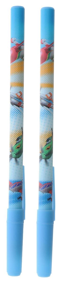Kinderline Набор шариковых ручек Самолеты 2 штPLBB-US1-116-H2Шариковая ручка Kinderline Самолеты понравится поклонникам знаменитого одноименного мультфильма. Корпус выполнен из прочного яркого пластика синего цвета с синим колпачком. Ручка дает аккуратную четкую линию и обеспечивает превосходное качество письма. Чернила быстро сохнут и не размазываются. Цвет чернил: синий. В наборе 2 ручки.