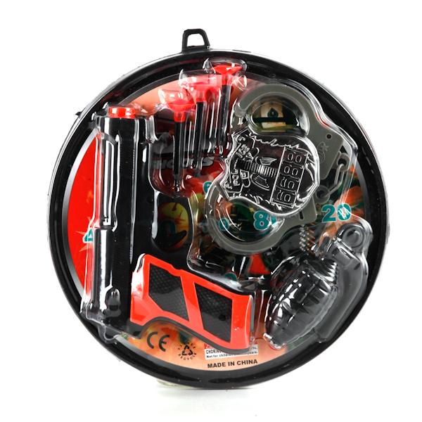 Plastic Toy Игровой набор Полиция 100637623 ( 100637623 )