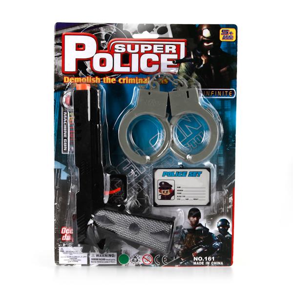 Plastic Toy Игровой набор Полиция B1329440 ( B1329440 )