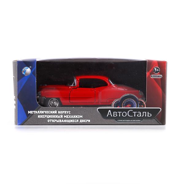 Plastic Toy Машинка инерционная цвет красный T241-D3462T241-D3462Металлическая машинка, точная копия настоящей, пополнит коллекцию малыша. Масштаб машинки 1/32, имеет инерционный механизм, открываются двери. Машинку можно взять с собой в гости или в дорогу.