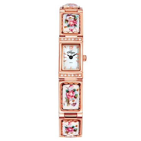 Часы женские наручные Mikhail Moskvin Флора, цвет: золотистый. Часы с финифтью Забава 1141B8-B2Часы с финифтью Забава 1141B8-B2 белаяЧасы с финифтью (эмалевой миниатюрой), созданные высококвалифицированными художниками.