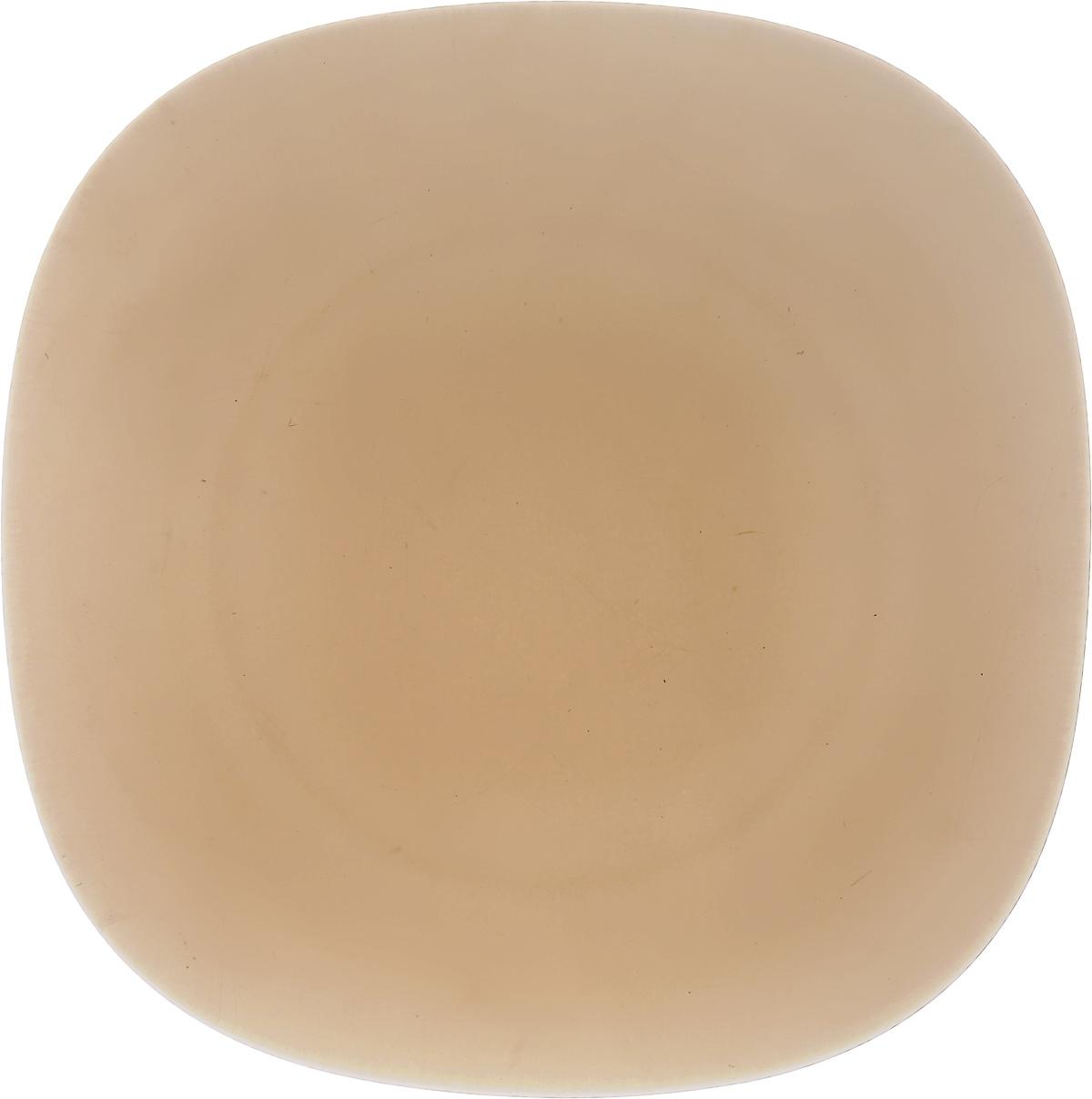 Тарелка обеденная Luminarc Carine Eclipse, 27 х 27 смH0393Обеденная тарелка Luminarc Carine Eclipse, изготовленная из высококачественного стекла, имеет изысканный внешний вид. Яркий дизайн придется по вкусу и ценителям классики, и тем, кто предпочитает утонченность. Тарелка Luminarc Carine Eclipse идеально подойдет для сервировки вторых блюд из птицы, рыбы, мяса или овощей, а также станет отличным подарком к любому празднику. Размер тарелки (по верхнему краю): 27 х 27 см.