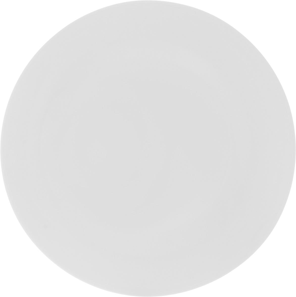 Тарелка обеденная Luminarc Presidence Bone, диаметр 26,5 смG9290Обеденная тарелка Luminarc Presidence Bone, изготовленная из высококачественного стекла, имеет изысканный внешний вид. Яркий дизайн придется по вкусу и ценителям классики, и тем, кто предпочитает утонченность. Тарелка Luminarc Presidence Bone идеально подойдет для сервировки стола и станет отличным подарком к любому празднику. Диаметр (по верхнему краю): 26,5 см.