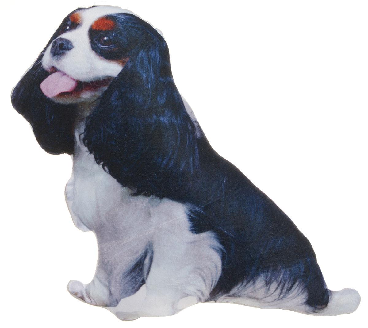 СмолТойс Мягкая игрушка-подушка Собачка 42 см