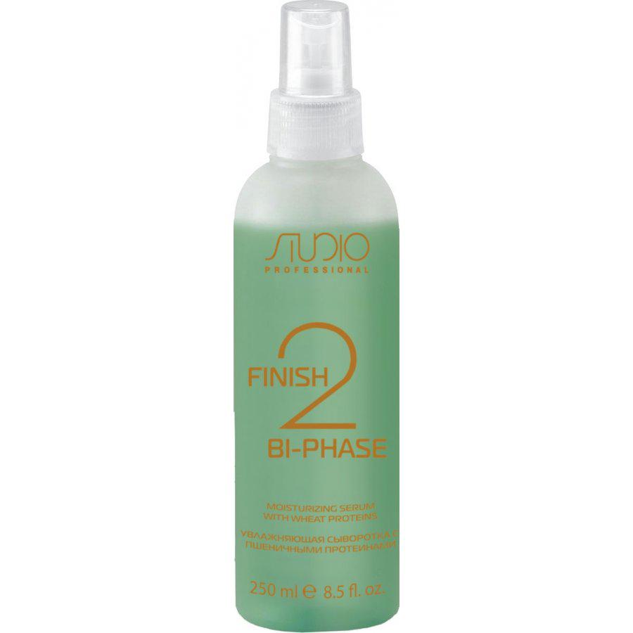Kapous Увлажняющая сыворотка с пшеничными протеинами Finish Bi-phase 200 мл867/924Увлажняющая сыворотка KAPOUS PROFESSIONAL с пшеничными протеинами предназначена для ухода за ломкими и безжизненными волосами. Активная формула увлажняющей сыворотки обеспечивает интенсивное и глубокое увлажнение, а также защищает волосы от ежедневного стресса и воздействия агрессивных факторов внешней среды. Благодаря молочной аминокислоте оказывается смягчающие воздействие, запускаются процессы обновления, регулируется баланс влаги кожи головы и волос, предотвращается скопление свободных радикалов. Результат: Волосам возвращается эластичность и здоровый внешний вид. Волосы защищены и легко расчесываются.