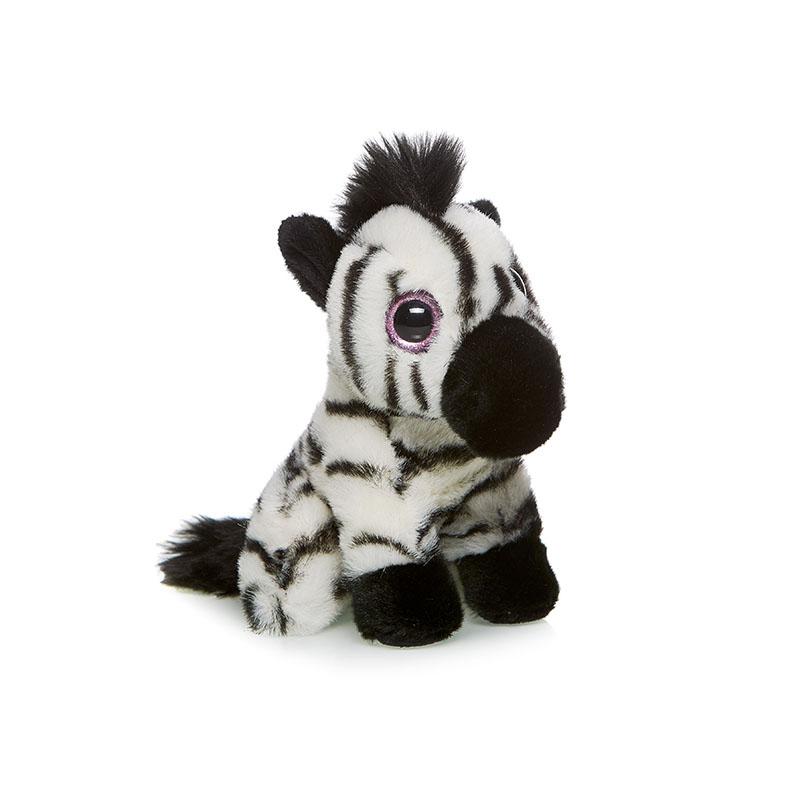 MAXITOYS ЗебраMT-TSC091407-18Игрушка детская мягконабивная. Выполнена в форме различных животных и сказочных персонажей. Состав: Мех искусственный, трикотажный, волокно полиэфирное, фурнитура из пластмассы. Срок службы 5 лет.