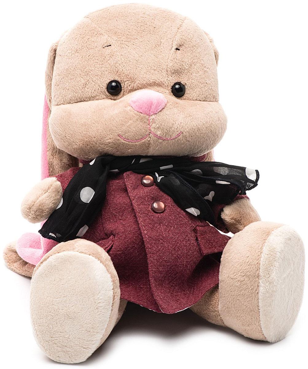 Maxi Toys Зайка Лин в пальто со стильным шарфомJL-004ST-25Зайка Лин в стильном весннем пальто розового цвета и воздушным шарфом- настоящее украшение коллекции. Идет в наборе с подарочной коробкой с атласными ленточками и открыткой.