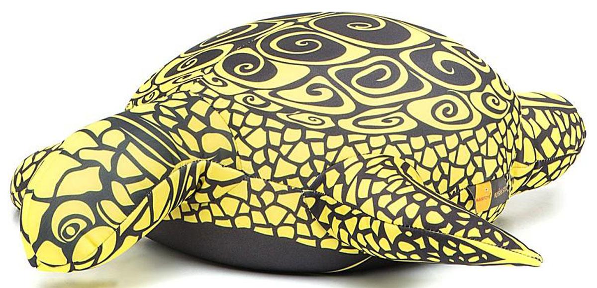 Maxi Toys Мягкая игрушка Черепашка Геля цвет желтый 43 смMT-D091290Главное достоинство игрушки-это осязательный массаж, приятный, полезный и антидепрессивный. Внешний материал-гладкий, эластичный и прочный трикотаж. Наполнитель: гранулы полистирола-шарики диаметром меньше миллиметра. Срок службы не ограничен. В 3х ц
