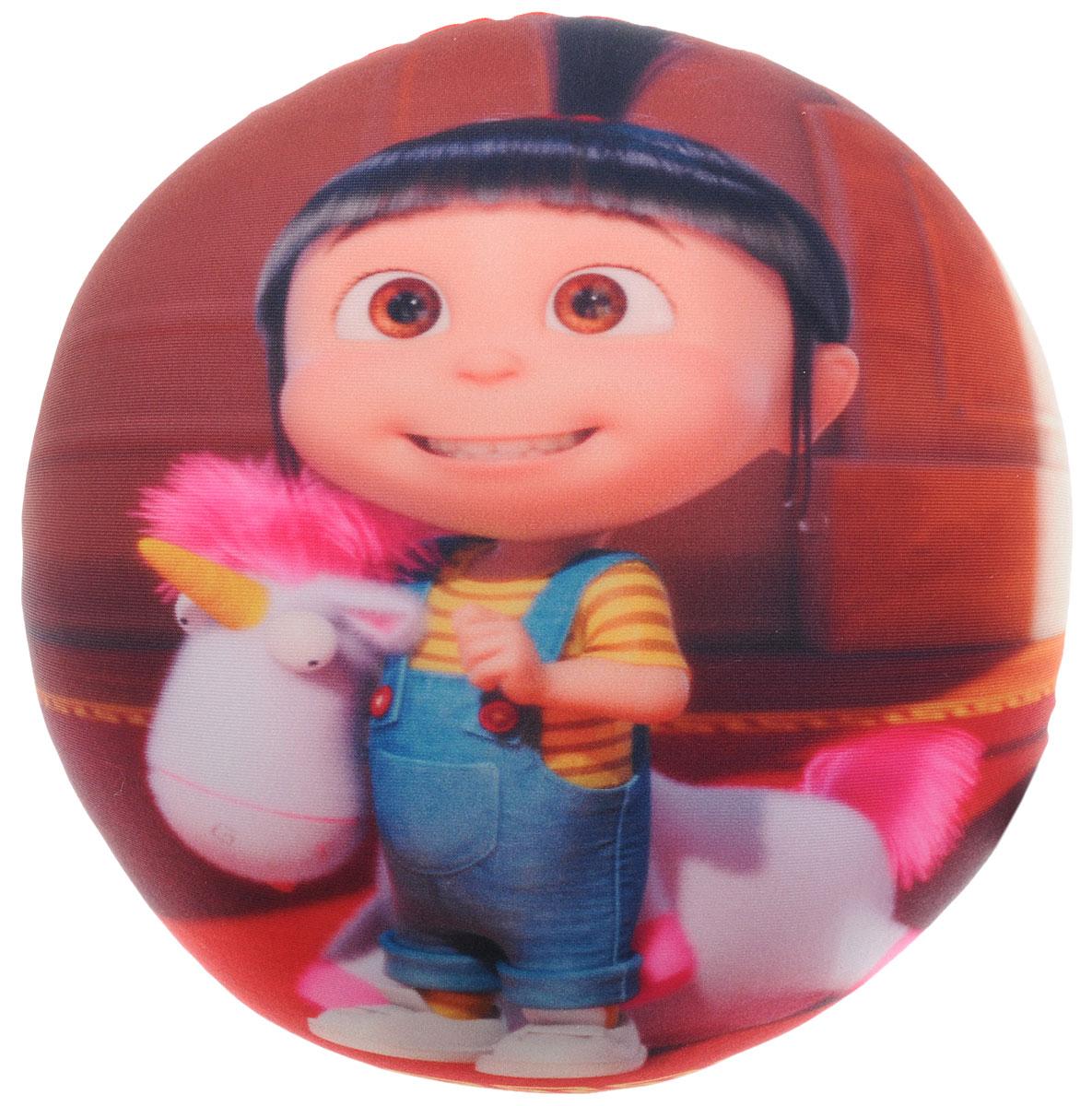 СмолТойс Мягкая игрушка-антистресс Гадкий Я 22 см