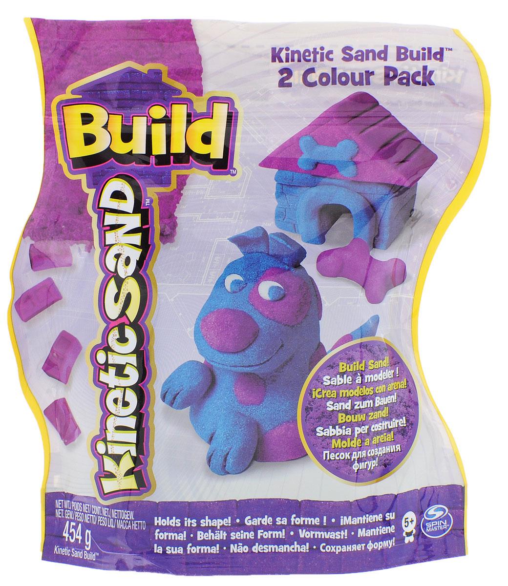 Kinetic Sand Кинетический песок цвет синий фиолетовый71428_20072344Кинетический песок Kinetic Sand - уникальный материал для детского творчества. На первый взгляд он напоминает влажный морской песок, но когда вы берете его в руки - проявляются его необычные свойства. Он течет сквозь пальцы и в то же время остается сухим. Он рыхлый, но из него можно строить разнообразные фигуры. Он приятный на ощупь, не оставляет следов на руках и может использоваться как расслабляющее и терапевтическое средство. Кинетический песок Kinetic Sand представляет собой смесь чистого песка (98%) и специального связующего вещества (2%). Абсолютно безопасен. Никогда не высыхает. Оставляет все поверхности совершенно чистыми. Является неблагоприятной средой для размножения бактерий. С песком Kinetic Sand интересно играть как одному ребенку, так и нескольким одновременно. Развивает мелкую моторику, чувственное восприятие и креативность.