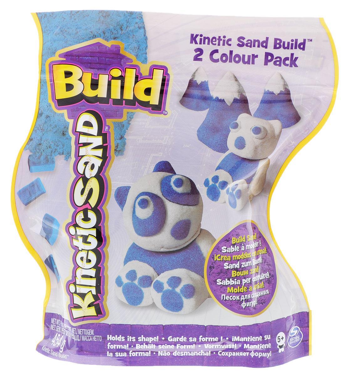 Kinetic Sand Кинетический песок цвет белый синий71428_20071354Кинетический песок Kinetic Sand - уникальный материал для детского творчества. На первый взгляд он напоминает влажный морской песок, но когда вы берете его в руки - проявляются его необычные свойства. Он течет сквозь пальцы и в то же время остается сухим. Он рыхлый, но из него можно строить разнообразные фигуры. Он приятный на ощупь, не оставляет следов на руках и может использоваться как расслабляющее и терапевтическое средство. Кинетический песок Kinetic Sand представляет собой смесь чистого песка (98%) и специального связующего вещества (2%). Абсолютно безопасен. Никогда не высыхает. Оставляет все поверхности совершенно чистыми. Является неблагоприятной средой для размножения бактерий. С песком Kinetic Sand интересно играть как одному ребенку, так и нескольким одновременно. Развивает мелкую моторику, чувственное восприятие и креативность.
