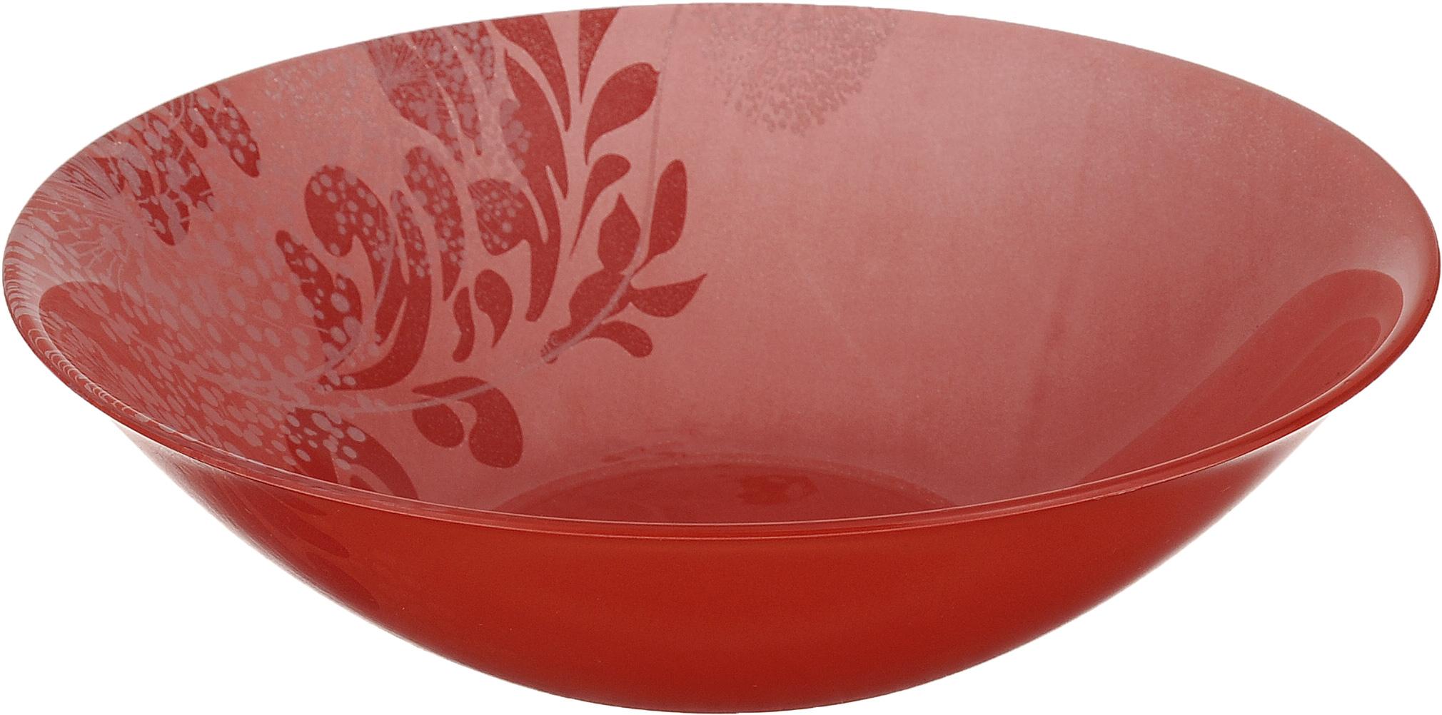 Миска Luminarc Piuze, диаметр 16 смJ7544Миска Luminarc Piuze выполнена из высококачественного стекла. Изделие сочетает в себе изысканный дизайн с максимальной функциональностью. Она прекрасно впишется в интерьер вашей кухни и станет достойным дополнением к кухонному инвентарю. Миска Piuze подчеркнет прекрасный вкус хозяйки и станет отличным подарком. Диаметр миски (по верхнему краю): 16 см. Высота стенки: 5 см.