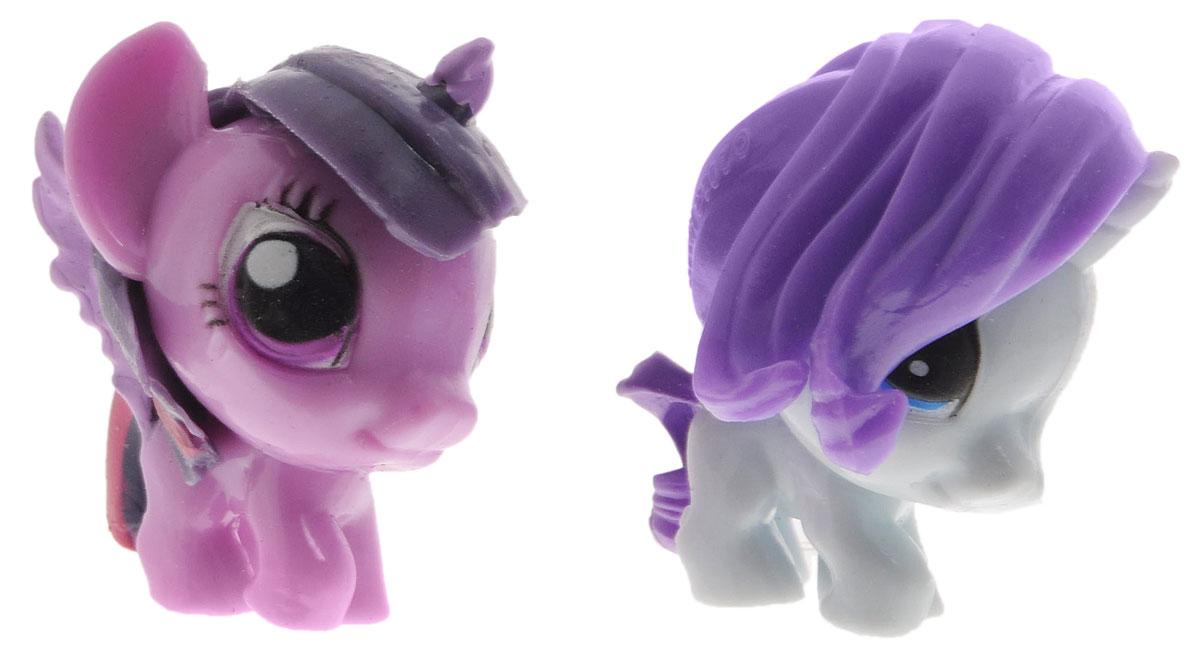 My Little Pony Игрушки-мялки Сумеречная искорка и Рарити51621-0000012-01_сиреневый/белыйИгрушки-мялки My Little Pony Сумеречная искорка и Рарити обязательно понравятся вашей малышке! Игрушки выполнены в виде известных персонажей мультфильма Дружба - это чудо. Изготовлены из безопасных материалов, их можно сжимать, крутить, кидать в стену и с ними ничего не случится. При ударе об стенку расплющиваются и снова принимают свою форму. Игрушки-мялки способствуют развитию мелкой моторики пальцев рук, развивают творческое мышление, укрепляют кистевые мышцы рук, создают позитивный эмоциональный фон и являются замечательным антистрессом. Порадуйте своего ребенка таким замечательным подарком!