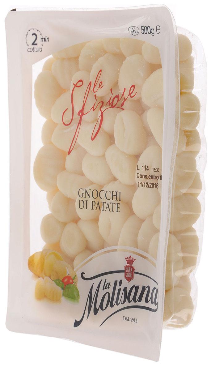 La Molisana Gnocchi Di Patate картофельные ньокки (клецки), 500 г