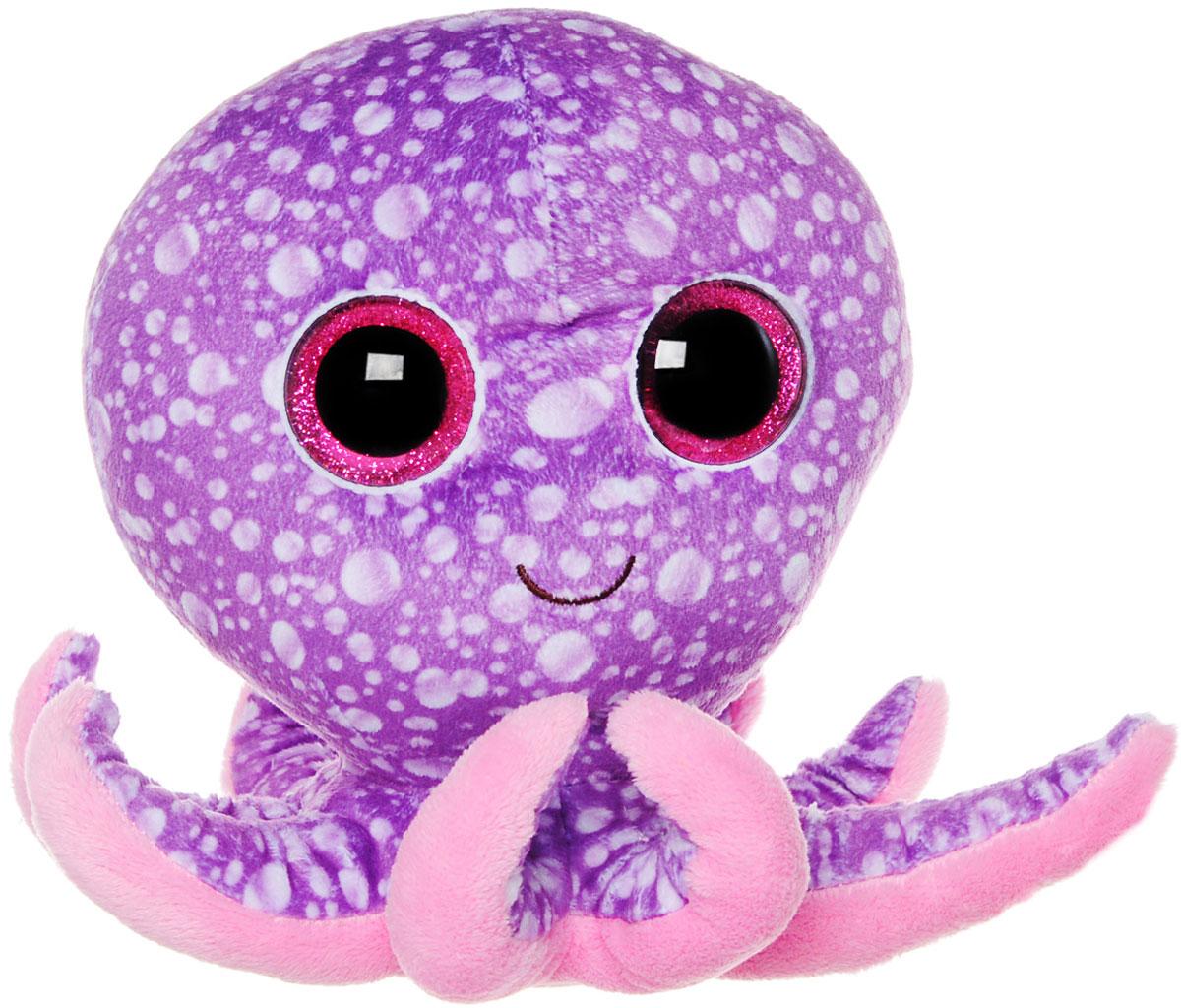 TY Мягкая игрушка Осьминог Legs 10 см36740Мягкая игрушка TY Осьминог Legs, выполненная в виде забавного осьминога, непременно вызовет улыбку и симпатию и у детей, и у взрослых. Трогательный осьминог с выразительными блестящими глазками изготовлен из высококачественного мягкого материала. Удобный небольшой размер осьминожки позволит брать его с собой на прогулку, и малышу не придется расставаться со своим новым другом. Удивительно мягкая игрушка принесет радость и подарит своему обладателю мгновения нежных объятий и приятных воспоминаний. Специальные гранулы, используемые при ее набивке, способствуют развитию мелкой моторики рук малыша.