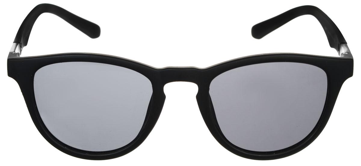 Очки солнцезащитные женские Fabretti, цвет: черный. A1608-1A1608-1Солнцезащитные женские очки Fabretti выполнены с линзами из высококачественного пластика. Используемый пластик не искажает изображение, не подвержен нагреванию и вредному воздействию солнечных лучей, защищает от бликов, повышает контрастность и четкость изображения, снижает усталость глаз и обеспечивает отличную видимость. Линзы имеют степень затемнения Cat. 3. Пластиковая оправа очков легкая, прилегающей формы и поэтому не создает никакого дискомфорта. Такие очки защитят глаза от ультрафиолетовых лучей, подчеркнут вашу индивидуальность и сделают ваш образ завершенным.
