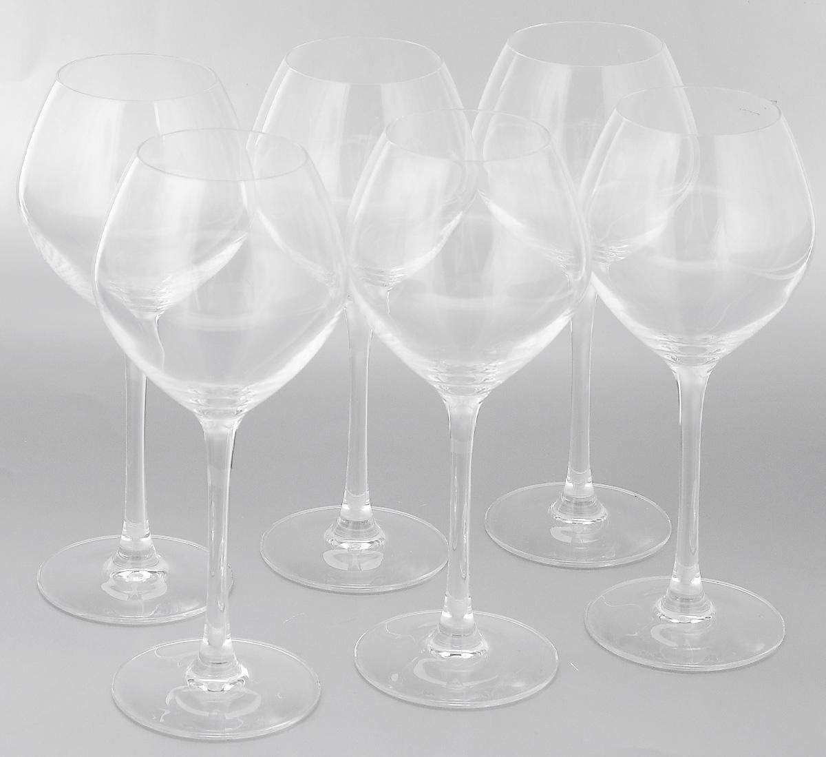 Набор фужеров Cristal dArques Wine Emotions, 6 штH9357Набор Cristal dArques Wine Emotions состоит из 6 фужеров, выполненных из высококачественного стекла. Изделия сочетают в себе элегантный дизайн с максимальной функциональностью. Набор фужеров Cristal dArques Wine Emotions прекрасно оформит праздничный стол и создаст приятную атмосферу за романтическим ужином. А также станет хорошим подарком к любому случаю. Диаметр фужера по верхнему краю: 6 см. Высота фужера: 21 см. Диаметр основания фужера: 7,5 см.