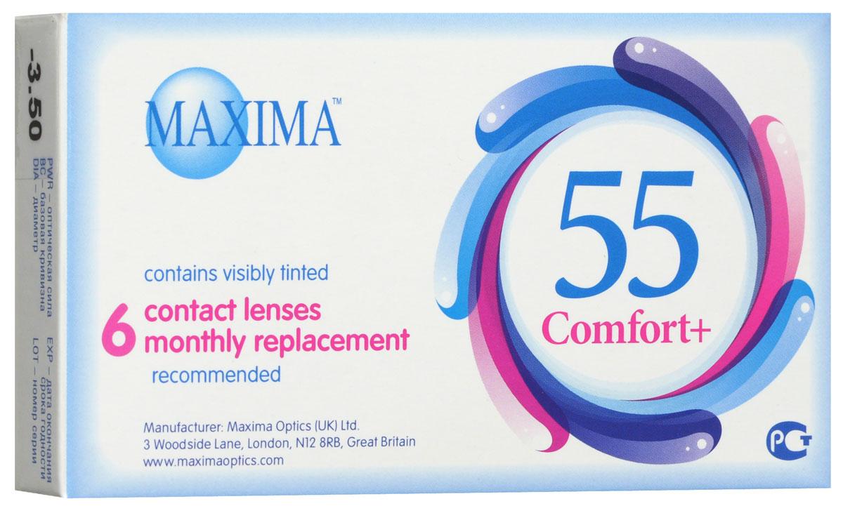 Maxima Optics Maxima ���������� ����� 55 Comfort Plus (6�� / 8.6 / -3.50)
