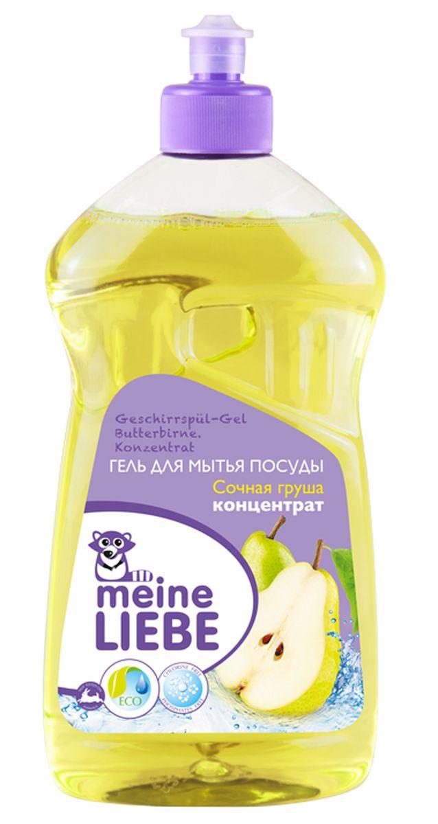 Гель для мытья посуды Meine Liebe, концентрат, с ароматом сочной груши, 500 млml32201Густой концентрированный гель Meine Liebe предназначен для мытья посуды. Он результативно удаляет въевшиеся жирные и засохшие загрязнения, придает ослепительный блеск. Гель эффективно растворяется как в горячей, так и в холодной воде. Полностью смывается с посуды, не оставляя следов средства и лишних запахов. Обладает приятным ароматом сочной груши. Гель для мытья посуды Meine Liebe обеспечивает мягкое и деликатное действие на кожу рук. Не содержит фосфатов, хлора, формальдегидов, растворителей. Состав: деминерализованная вода, 5-15% анионные ПАВ, 5-15% неионогенные ПАВ, 5-15% амфотерные ПАВ, краситель, отдушка, консервант. Товар сертифицирован.