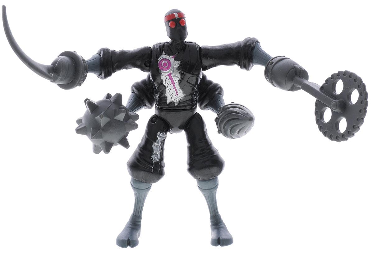 Черепашки Ниндзя Фигурка Роботизированные солдаты Фут90533Похожие на обычных солдат клана Фут, Футботы это подарок Крэнгов армии Шреддера. Они сильней и быстрее любых других врагов Черепашек-ниндзя. Сражаясь, Футботы учат приемы соперников и используют их в борьбе против Черепашек. Эти умные, сильные и чрезвычайно быстрые роботизированные солдаты Фут еще одно препятствие, которое братьям нужно преодолеть. Оружие: традиционное оружие ниндзя, дополнительные механические руки с пилой, дрелью и крюком. Команда: клан Фут. Фигурка Черепашки Ниндзя Роботизированные солдаты Фут выполнена из полимерных материалов.