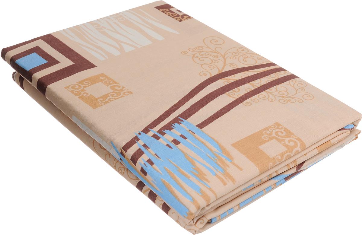 Комплект белья Олеся Летний комплект. Квадраты, 2-спальный, наволочки 70х702050115956_бежевый, квадратыПостельное белье Олеся Летний комплект. Квадраты, оформленное оригинальным принтом, красиво дополнит интерьер спальни и подарит незабываемое чувство комфорта и уюта во время сна. Комплект состоит из двух простыней и двух наволочек. Комплект выполнен из бязи (100% хлопок). Эта ткань отличается высокой воздухопроницаемостью и мягкостью, но в то же время она очень прочна и устойчива к истиранию. Приятная на ощупь бязь идеально подходит для комфортного и спокойного сна, а благодаря долговечности такое белье выдержит многочисленные стирки без потери качества.