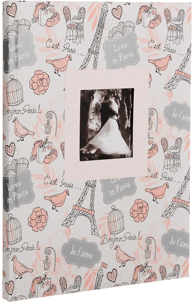 Фотоальбом Pioneer, 10 магнитных листов, 26 x 32 см. 21158 LM-SA10BB/C21158 LM-SA10BB/CФотоальбом Pioneer сохранит моменты ваших счастливых мгновений на своих страницах! Обложка выполнена из плотного картона и оформлена красочными рисунками и надписями на тему Франции. С лицевой стороны обложки имеется поле для фотографии. Переплет книжный. Альбом имеет магнитные листы, изготовленные из картона с покрытием ПВХ-пленкой. Такие листы обладают следующими преимуществами: - Не нужно прикладывать усилий для закрепления фотографий, - Не нужно заботиться о размерах фотографий, так как вы можете вставить в альбом фотографии разных размеров, - Защита фотографий от постоянных прикосновений зрителей с помощью пленки ПВХ. Нам всегда так приятно вспоминать о самых счастливых моментах жизни, запечатленных на фотографиях. Поэтому фотоальбом является универсальным подарком к любому празднику. Вашим родным, близким и просто знакомым будет приятно помещать фотографии в этот альбом. Количество листов: 10 шт. Размер листа: 26 х...