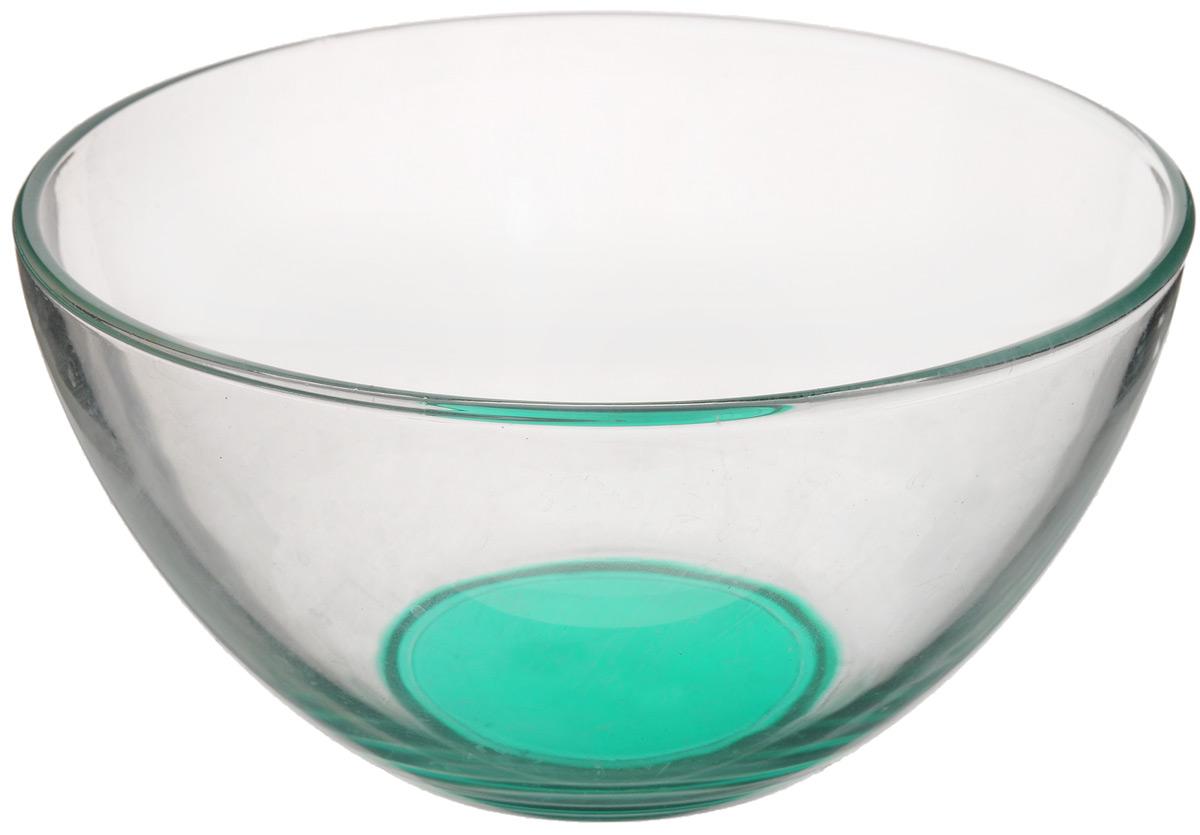 Салатник OSZ Лак микс, цвет: прозрачный, зеленый, диаметр 16 см09С1425 ЛМ_зеленыйСалатник OSZ Лак микс, изготовленный из стекла, имеет круглую форму. Он идеально подходит для сервировки стола. Такой салатник не только украсит ваш кухонный стол и подчеркнет прекрасный вкус хозяйки, но и станет отличным подарком. Диаметр салатника (по верхнему краю): 16 см. Высота салатника: 8 см. Объем салатника: 600 мл.