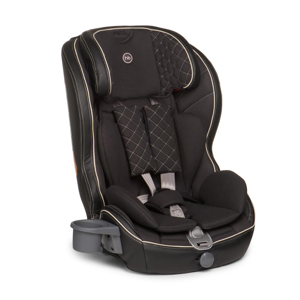Happy Baby Автокресло Mustang Isofix Black4650069780311Безмятежный комфорт и безопасность в дороге подарит вашему малышу автокресло MUSTANG ISOFIX. Безопасность ребенка обеспечивает крепление ISOFIX, которое вместе с якорным ремнем TOP TETHER полностью исключает неправильную установку автокресла в машине. Установка не вызовет проблем у любых родителей: просто вставьте крепление в соответствующие разъемы автомобиля и протолкните до щелчка. Жесткая база автокресла выполнена из особо прочного материала и декорирована мягкой обивкой из эко-кожи и ткани, что создает дополнительный комфорт для ребенка во время поездок. Автокресло MUSTANG ISOFIX имеет плавное регулирование наклона спинки, пятиточечные ремни безопасности с мягкими накладками и прорезиненными плечевыми накладками во избежание скольжения, съемный чехол и фиксатор натяжения ремня. Для дополнительного комфорта во время поездок на автомобиле предусмотрен подстаканник. Современное концептуальное звучание формы, материалов и цветовое исполнение гарантирует превосходную адаптацию...