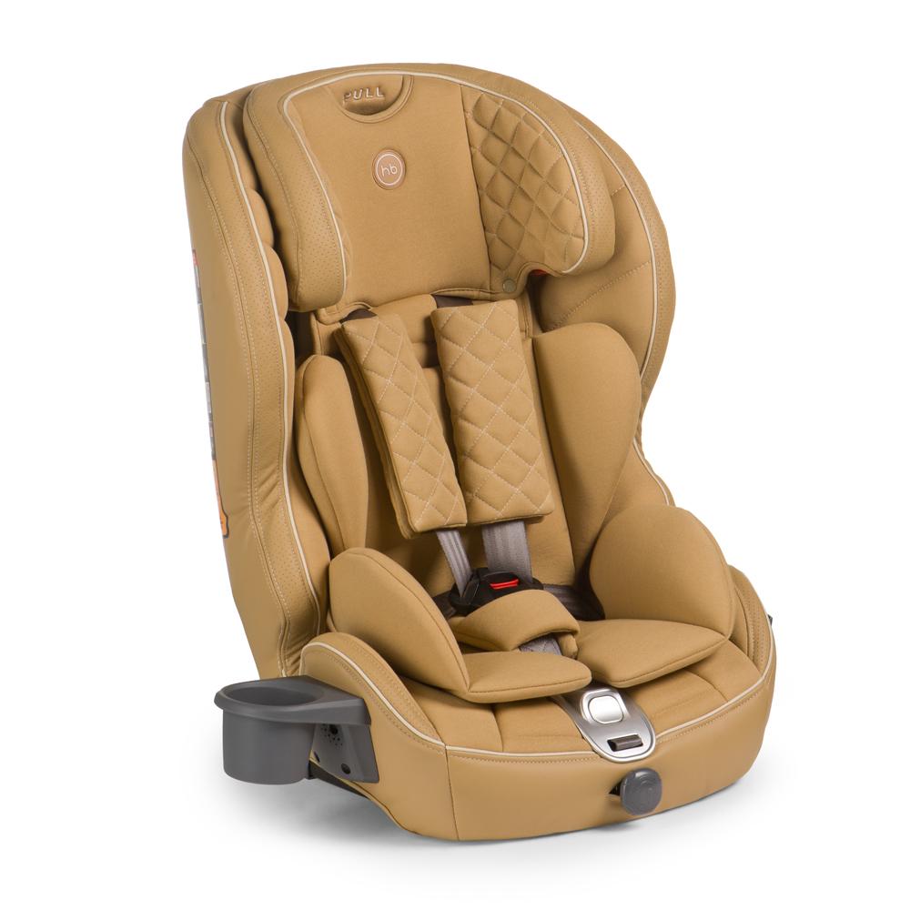 Happy Baby Автокресло Mustang Isofix Beige4650069780328Безмятежный комфорт и безопасность в дороге подарит вашему малышу автокресло MUSTANG ISOFIX. Безопасность ребенка обеспечивает крепление ISOFIX, которое вместе с якорным ремнем TOP TETHER полностью исключает неправильную установку автокресла в машине. Установка не вызовет проблем у любых родителей: просто вставьте крепление в соответствующие разъемы автомобиля и протолкните до щелчка. Жесткая база автокресла выполнена из особо прочного материала и декорирована мягкой обивкой из эко-кожи и ткани, что создает дополнительный комфорт для ребенка во время поездок. Автокресло MUSTANG ISOFIX имеет плавное регулирование наклона спинки, пятиточечные ремни безопасности с мягкими накладками и прорезиненными плечевыми накладками во избежание скольжения, съемный чехол и фиксатор натяжения ремня. Для дополнительного комфорта во время поездок на автомобиле предусмотрен подстаканник. Современное концептуальное звучание формы, материалов и цветовое исполнение гарантирует превосходную адаптацию...