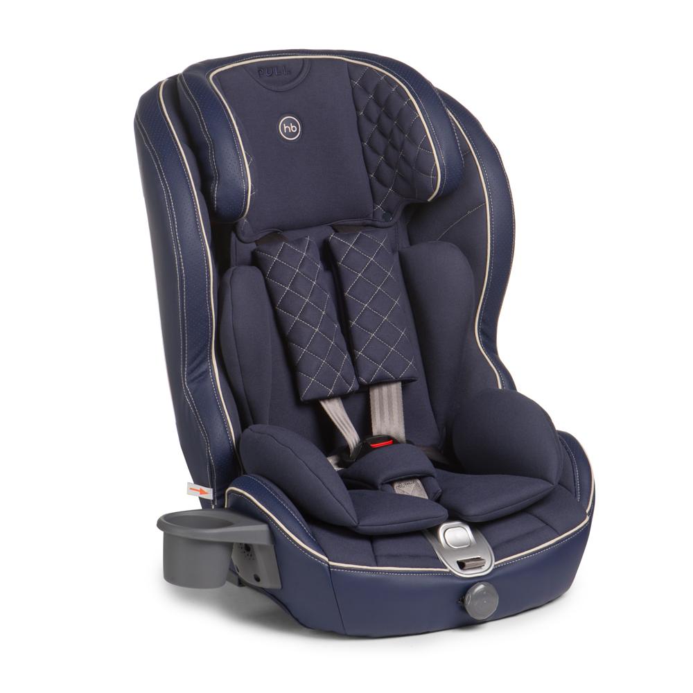 Happy Baby Автокресло Mustang Isofix Blue