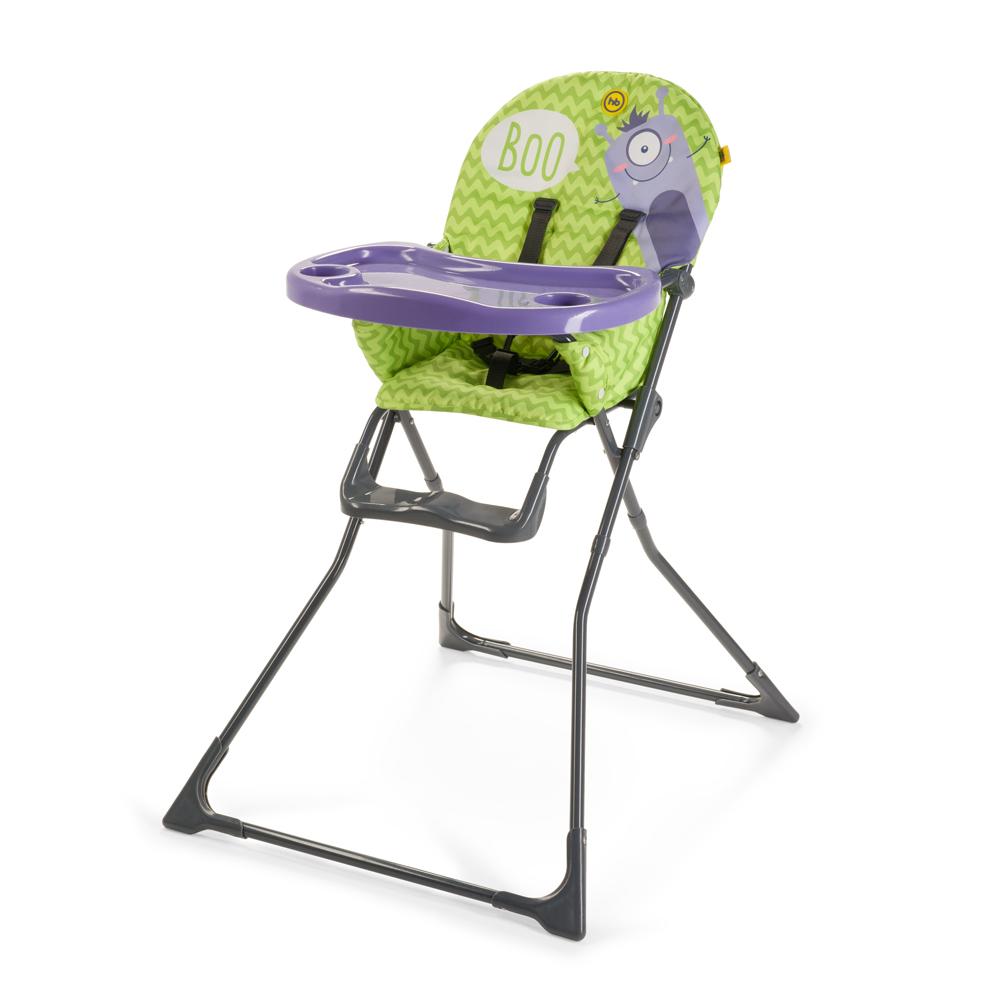 Happy Baby Стульчик для кормления Ergoslim Green