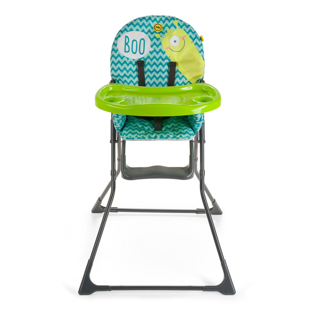 Happy Baby Стульчик для кормления Ergoslim Aquamarine