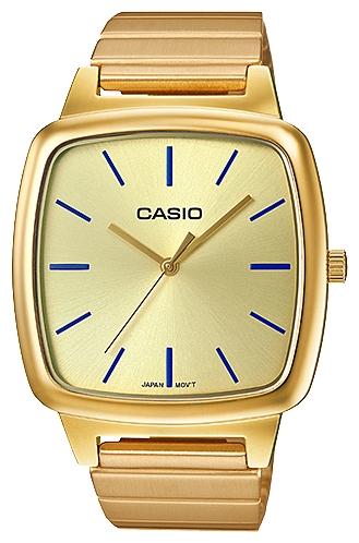 Часы наручные женскиие Casio, цвет: золотой, золотистый. LTP-E117G-9ALTP-E117G-9A