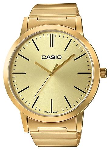 Часы наручные женскиие Casio, цвет: золотой, медный. LTP-E118G-9ALTP-E118G-9A