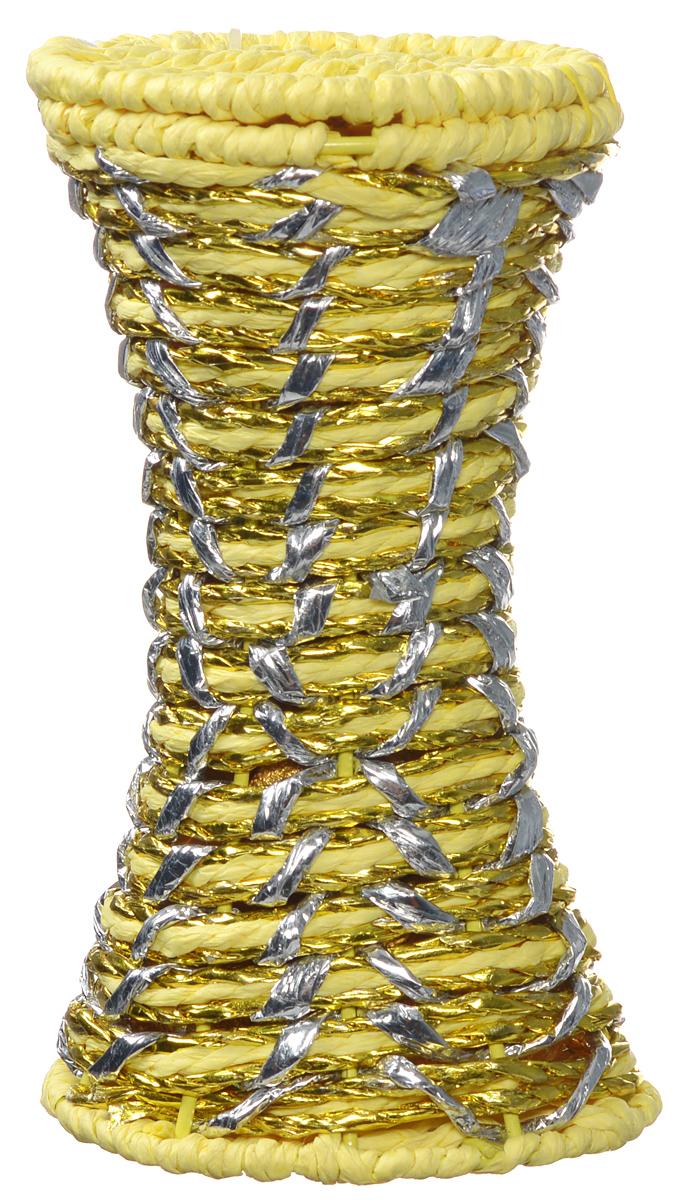 Ling Long Золотое Гнездо с лавандой черный листовой чай пуэр, 100 гLL202Чай чёрный Пуэр байховый китайский крупнолистовой Ling Long Золотое Гнездо с натуральными цветками лаванды. Спрессован в форме гнездышек. Такой чай станет отличным подарком друзьям или близким.