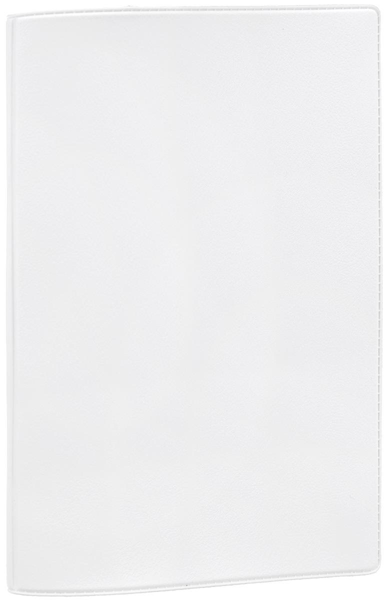 Обложка для паспорта Mitya Veselkov Белоснежная, цвет: белый. OZAM114OZAM114Обложка для паспорта Mitya Veselkov Белоснежная не только поможет сохранить внешний вид ваших документов и защитить их от повреждений, но и станет стильным аксессуаром, идеально подходящим вашему образу. Обложка выполнена из поливинилхлорида. Внутри имеет два вертикальных кармана из прозрачного пластика. Такая обложка поможет вам подчеркнуть свою индивидуальность и неповторимость! Обложка для паспорта стильного дизайна может быть достойным и оригинальным подарком.