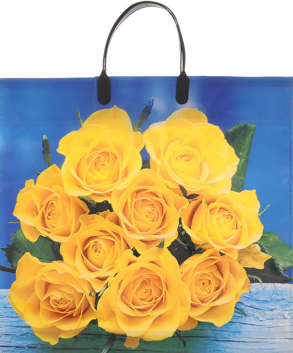 Набор пакетов Артпласт Розы, с пластиковыми ручками, 10 штПЛР27088Набор Артпласт Розы состоит из 10 пакетов, выполненных из высококачественного полиэтилена. Изделия оформлены изящным изображением цветов и оснащены эргономичными пластиковыми ручками. Такие пакеты идеально подойдут для переноски и хранения любых предметов быта. Размер пакета: 33,5 х 37,5 см. Высота ручек: 12,5 см.