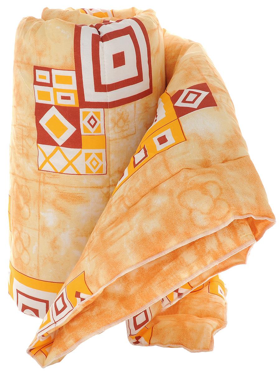 Одеяло Sleeper Дили, наполнитель: силиконизированное волокно, цвет: оранжевый, белый, красный, 140 х 200 см22(13)323_оранжевый, квадратыОдеяло Sleeper Дили подарит уютный и комфортный сон. Чехол одеяла выполнен из микрофибры, наполнитель - силиконизированное волокно. Изделие с синтетическим наполнителем: - не вызывает аллергических реакций; - воздухопроницаемо; - не впитывает запахи; - имеет удобную форму. Рекомендации по уходу: - Стирка при температуре не более 40°С. - Запрещается отбеливать, гладить. Материал чехла: микрофибра (100% полиэстер). Наполнитель: силиконизированное волокно. Масса наполнителя: 0,40 кг.