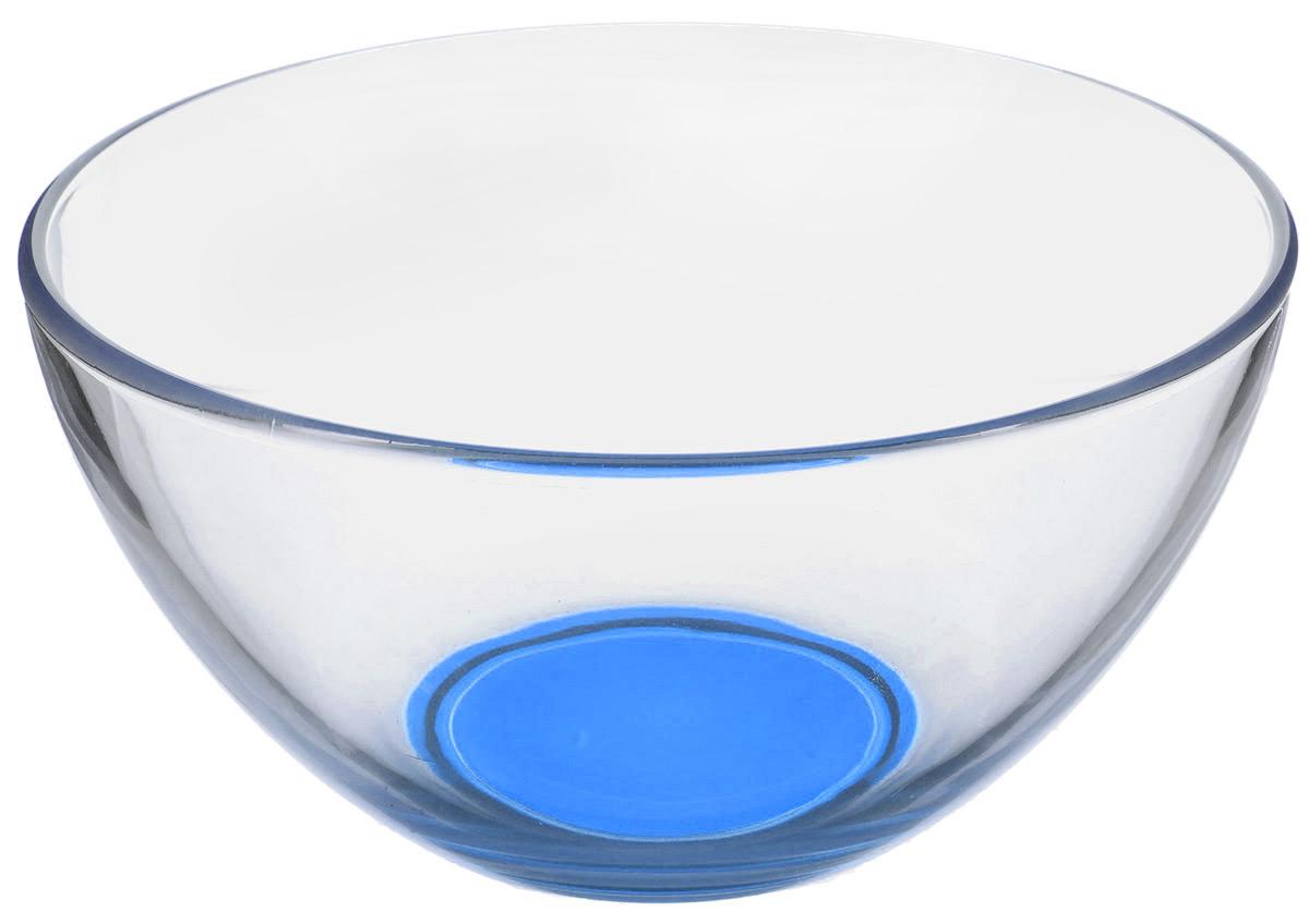 Салатник OSZ Лак микс, цвет: прозрачный, синий, диаметр 16 см09С1425 ЛМ_синийСалатник OSZ Лак микс, изготовленный из стекла, имеет круглую форму. Он идеально подходит для сервировки стола. Такой салатник не только украсит ваш кухонный стол и подчеркнет прекрасный вкус хозяйки, но и станет отличным подарком. Диаметр салатника (по верхнему краю): 16 см. Высота салатника: 8 см. Объем салатника: 600 мл.