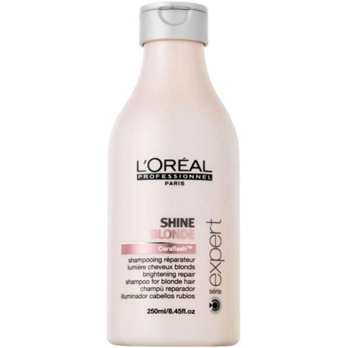 LOreal Professionnel Шампунь Expert Shine Blonde - 250 мл