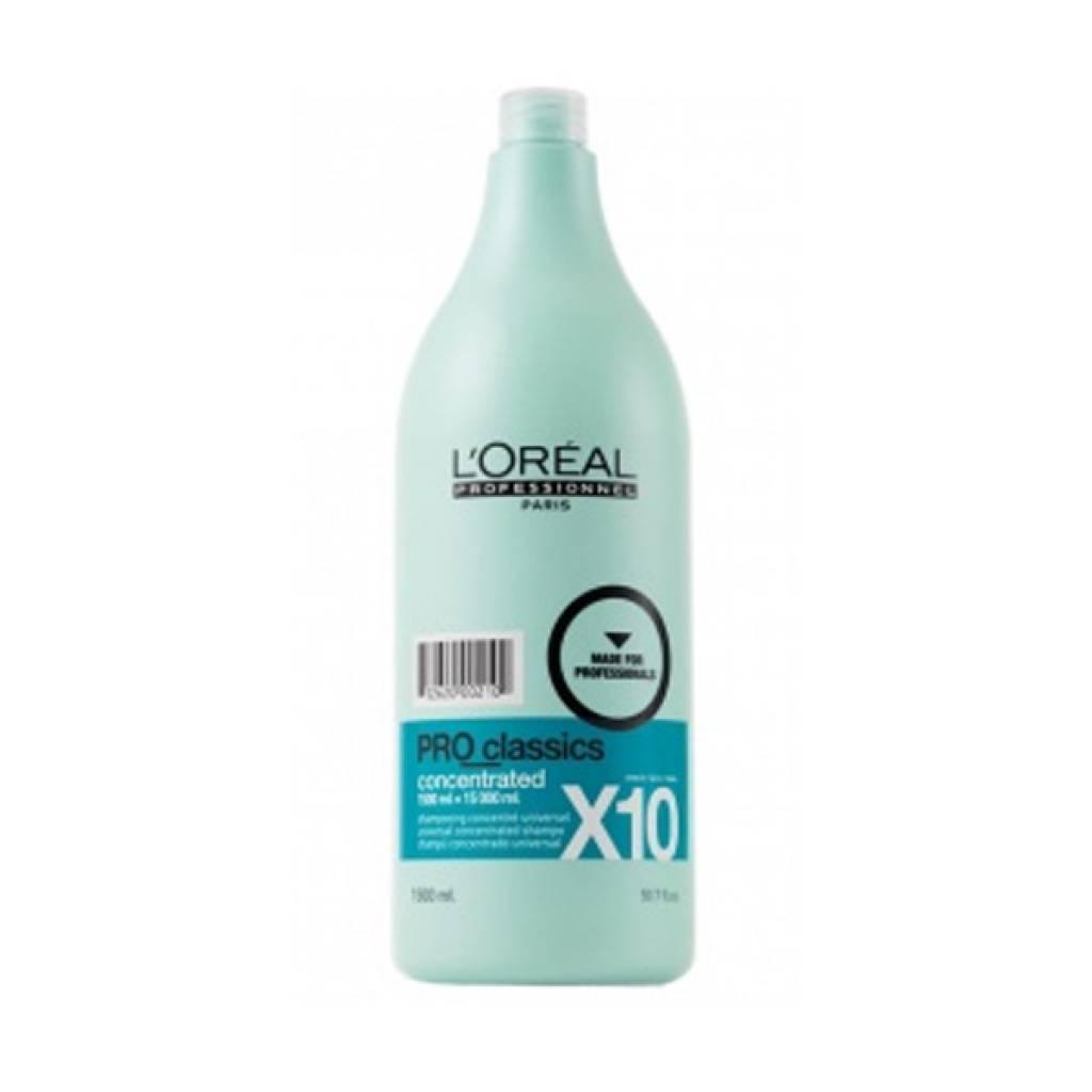 LOreal Professionnel Pro Classics Color  Шампунь концентрированный очищающий 1500 мл (LOreal Professionnel)