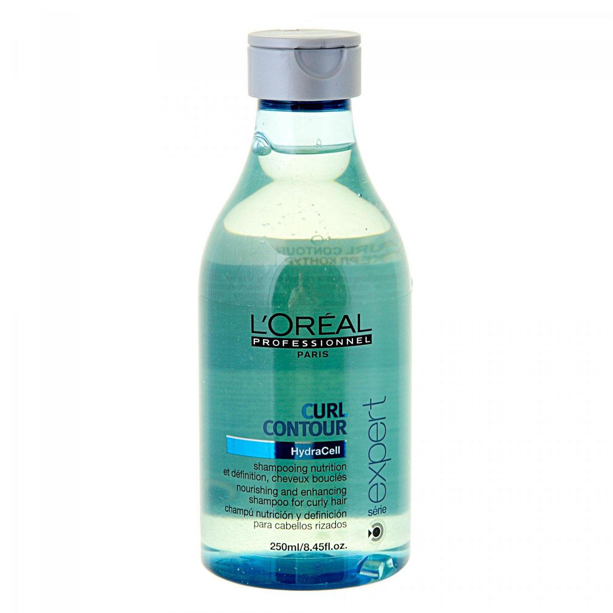 LOreal Professionnel Шампунь для четкости контура завитка для вьющихся волос Expert Curl Contour - 250 мл
