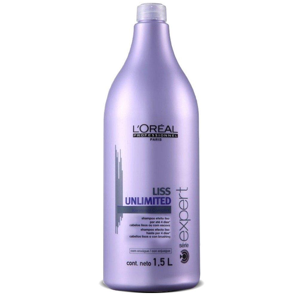 LOreal Professionnel Liss Unlimited – Смываемый уход для непослушных волос 750 млE0535527LOrealProfessionnelLissUnlimitedConditioner Смываемый уход для непослушных волос профессиональное средство для ухода за капризными» волосами, преподносящими сюрпризы в виде завитков при влажной погоде. Благодаря сбалансированному составу кондиционера, обогащенному витаминами, минералами, маслами энотеры и кукуи, волосы после его применения не только мгновенно становятся, гладкими, эластичными и упругими, но и получают комплекс глубокого питания, необходимого для укрепления и интенсивного роста волос. Кондиционер подходит для ежедневного применения, однако после его использования волосы могут оставаться послушными в течение 4-х дней, поэтому им можно пользоваться по мере необходимости. Если стоит солнечная погода и ничего не предвещает дождя, то волосы, ополоснутые кондиционером вчера, или даже позавчера, сохранят естественную красоту и гладкость без дополнительного ухода. В состав кондиционера также входит кератин вещество, необходимое для укрепления и питания корней волос....