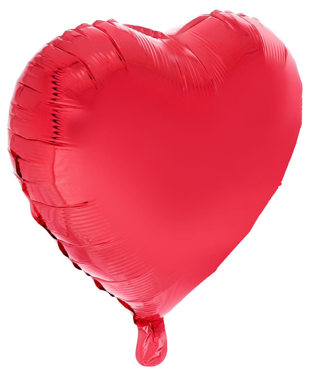 Action! Шар фольгированный Сердце цвет красныйL00671_красныйБольшой фольгированный шар станет замечательным украшением праздника и веселой игрушкой для малыша. Шар в форме сердца может стать прекрасным дополнением к любому подарку, или украшением праздника! С помощью этого аксессуара любая вечеринка останется незабываемой! Изделие поставляется не надутым.