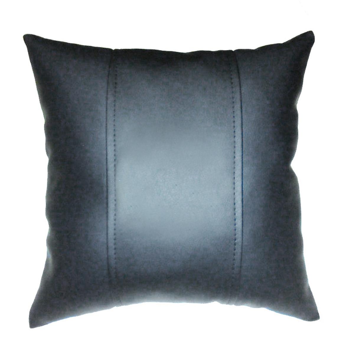 Подушка декоративная Auto premium, цвет: черный. 37276