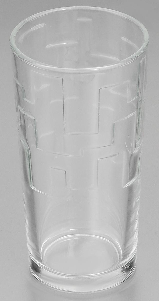 Стакан OSZ Лабиринт, 230 мл. 05С122305С1223Стакан OSZ Лабиринт изготовлен из бесцветного стекла и украшен рельефными гранями. Идеально подходит для сервировки стола. Стакан не только украсит ваш кухонный стол, но и подчеркнет прекрасный вкус хозяйки. Диаметр стакана (по верхнему краю): 6 см.