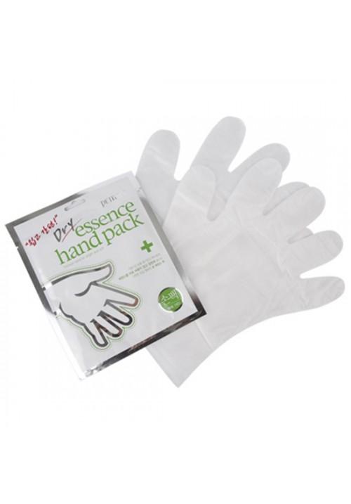 Petitfee Маска для рук800434Инновационная маска для рук содержит высокую концентрацию специальной сухой эссенции, которая под воздействием температуры тела постепенно растворяется, проникая в самые глубокие слои кожи. Маска эффективно смягчает и питает кожу рук, ухаживает за кутикулой вокруг ногтей, делая руки мягкими и нежными. Специальная пропитка масок эссенцией, содержащий масло ши, сок алое, экстракт портулака, способствует мгновенному восстановлению кожи рук с первого применения, а также размягчает заусенцы и улучшает состояние ногтеи?. Фильтрат секреции улиток и коллаген регенерируют и восстанавливают клетки, придают коже эластичность.